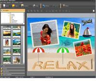 Программа для оформления открыток и фото с