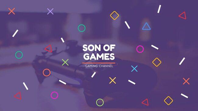 обложка игрового блога